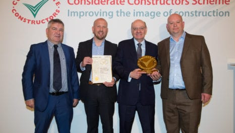 NGN wins country's Most Considerate Site Award