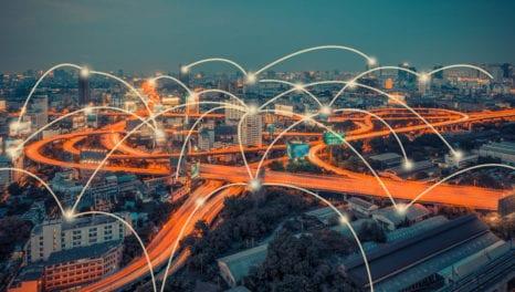 Urban energy rhythms