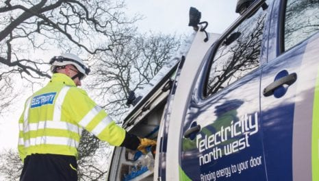 ENW's Smart Street project helps control voltage