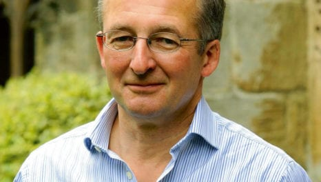 Professor Helm calls for action following power cuts