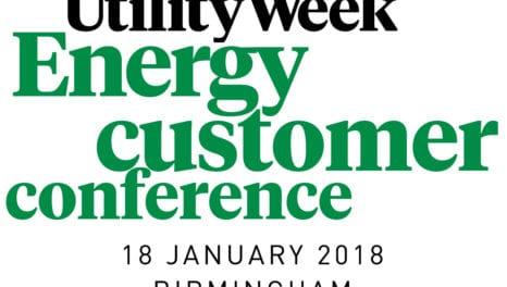 Utility Week Energy Customer