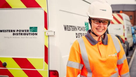 WPD calls on more women to take up roles in engineering
