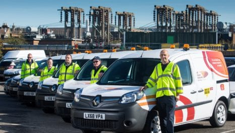 Commercial EV project announced in UK