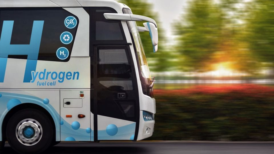 Logan's hydrogen refuelling station to power Belfast buses