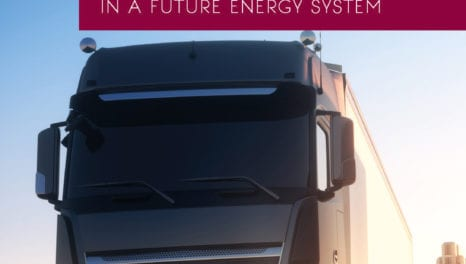 ETI report highlights hybrids as option for decarbonising HGVs