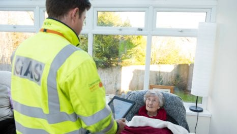 Wales & West achieves BSI verification for work with vulnerable customers