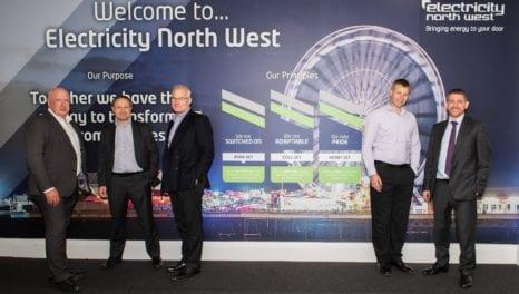 ENW highlights innovative schemes to Ofgem