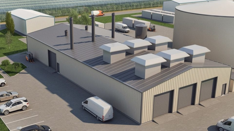 Smith Brothers wins ICP contract for CHP facility