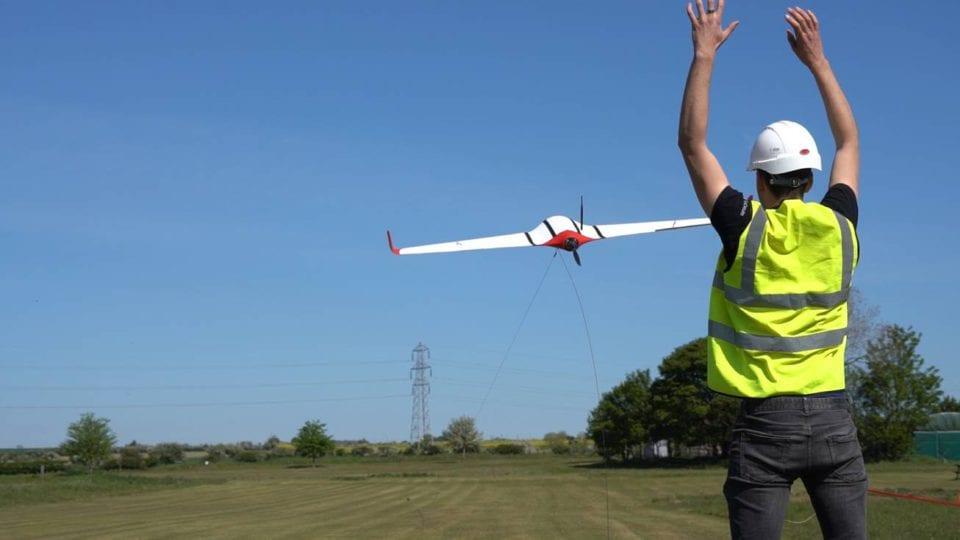 Drone trials hailed a success