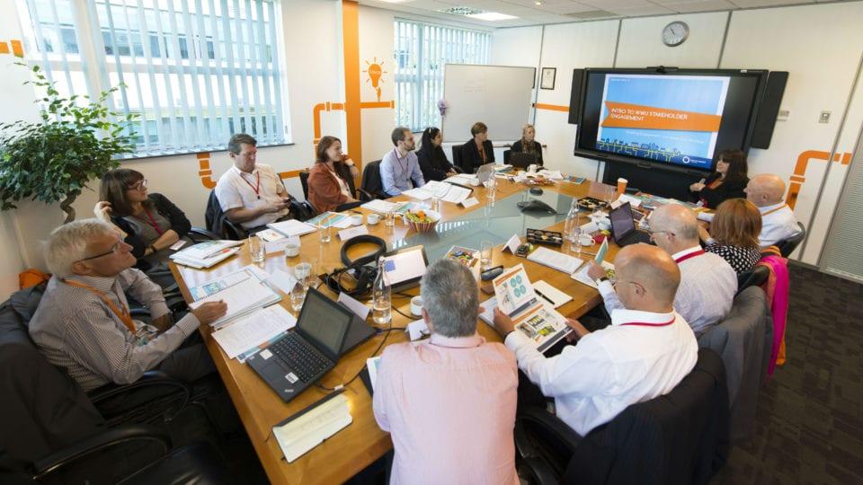 Customer engagement group starts work