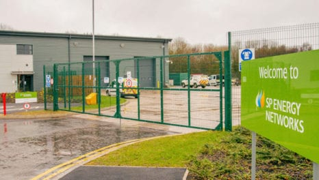 SP Energy Networks opens new Middlewich depot