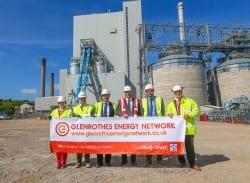 Work begins on heat network scheme