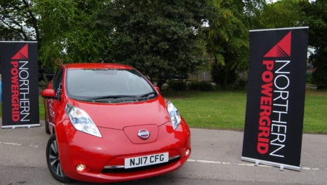 New EV initiative launched by Northern Powergrid