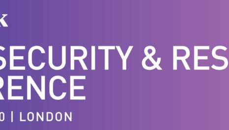 Utility Week Cyber Security & Resilience Conference