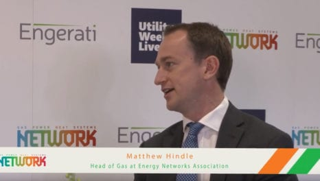 Video interviews from Utility Week Live