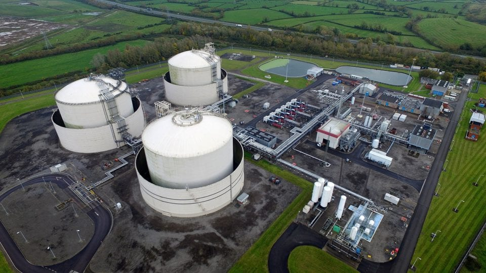 Former gas storage facility to become LPG terminal