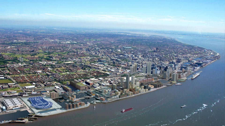 Leep Utilities awarded contract to power Liverpool's waterfront