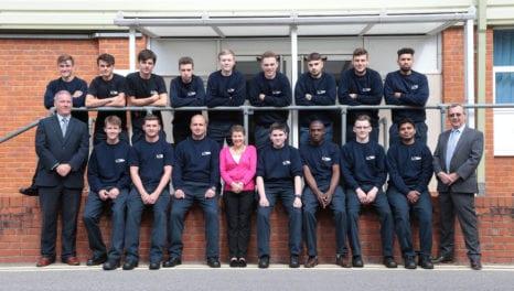 Apprentices start work at UK Power Networks