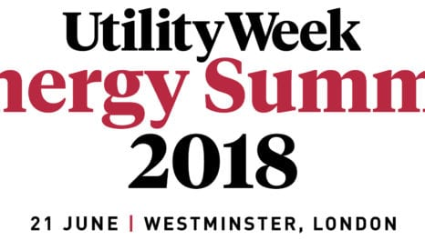 Utility Week Energy Summit