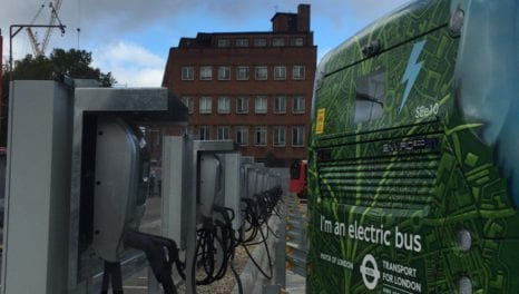 UKPN enables electric bus rollout