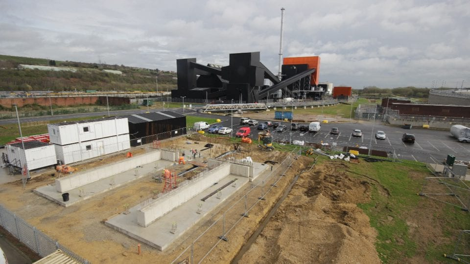 Eon starts works on new battery storage project