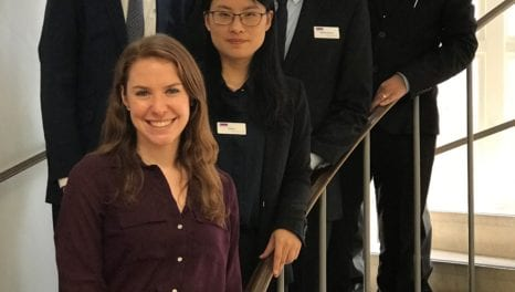 Burns & McDonnell partners with students to deliver EV research