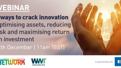 5 ways to crack innovation Optimising assets, reducing risk and maximising return on investment