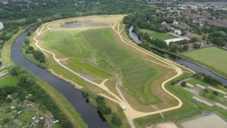 Vandalism of substation threatens flood defences in Salford
