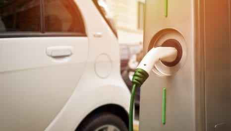 Green, amber and red lights for EV installers in north east