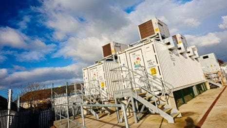 Northern Powergrid deploys battery storage for frequency response