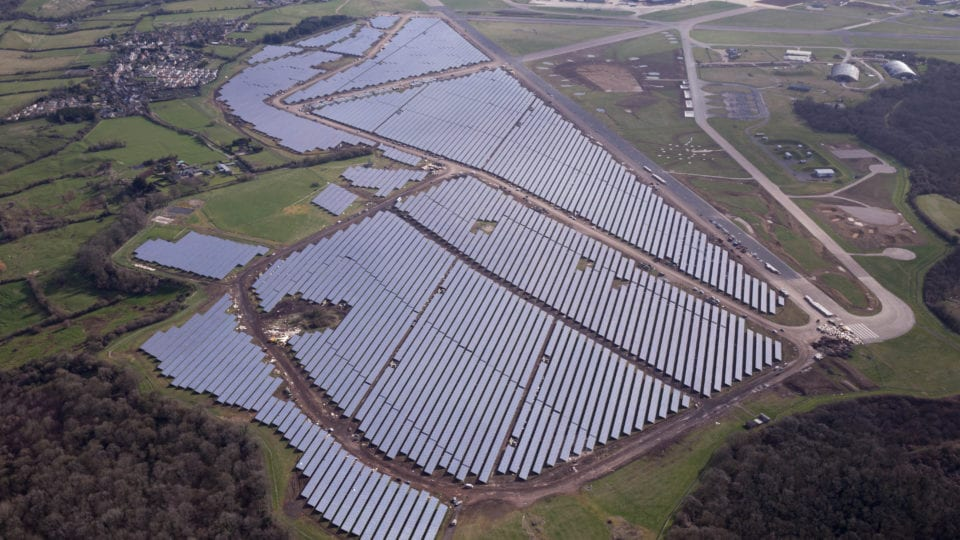 BSR agrees five-year solar deal with Shell