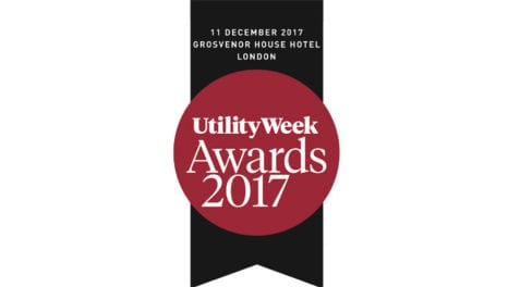 Outstanding health and safety recognised at Utility Week Awards 2017