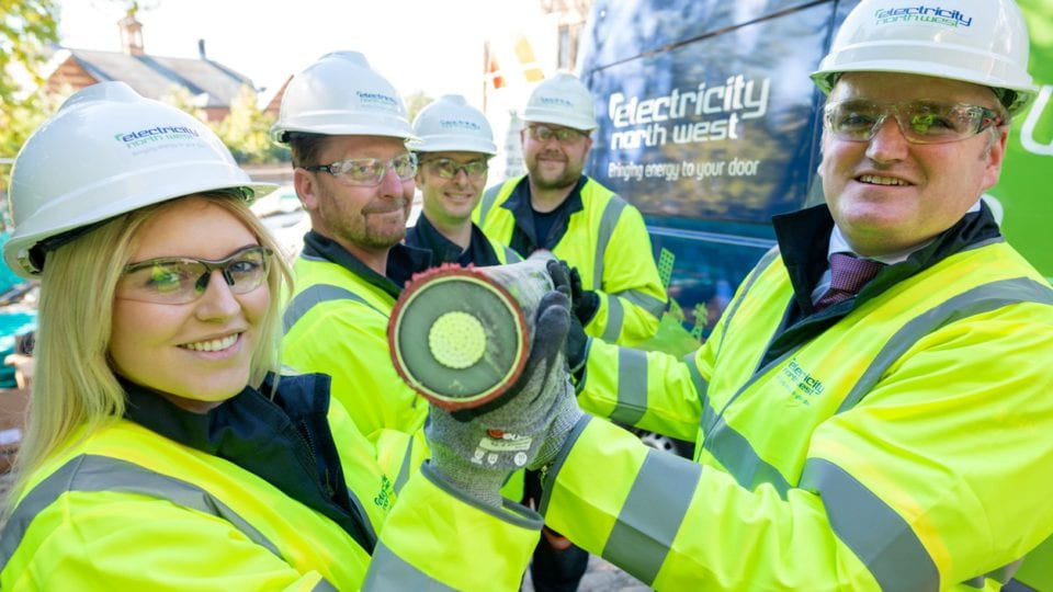 £3m Stalybridge power upgrade completed