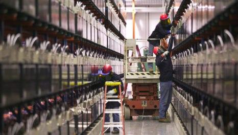 Storage will deliver sub-second flexibility