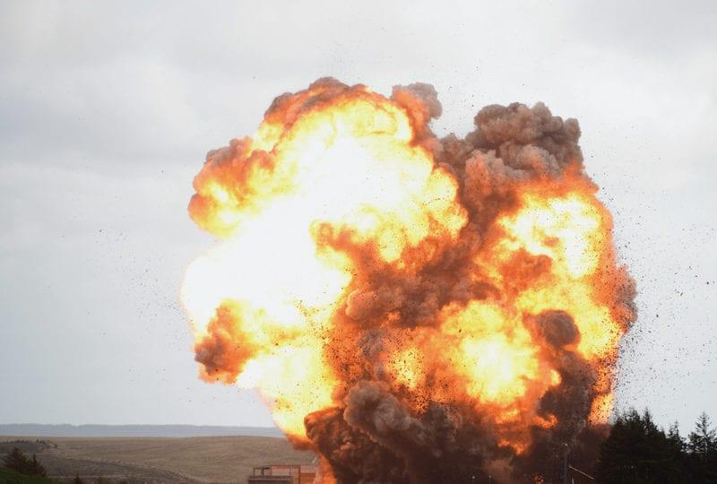 Big Bang; bringing safety to gas