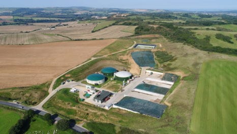 Foresight acquires 2.5MW AD plant on Isle of Wight