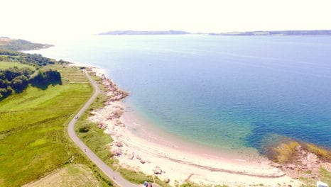 New subsea cable to Cumbrae goes live