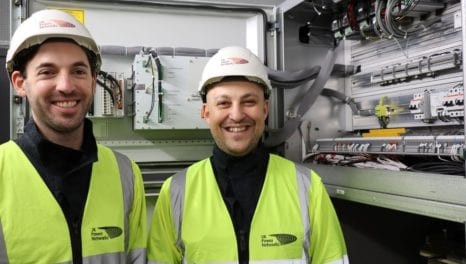 UK Power Networks pioneers new super-fast circuit breakers