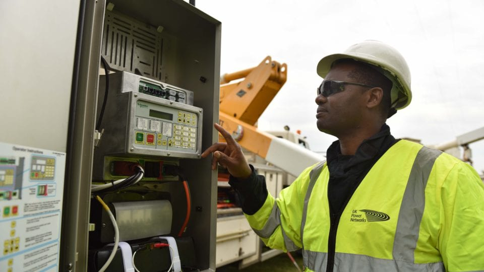 Automation technology reduces length of power cuts