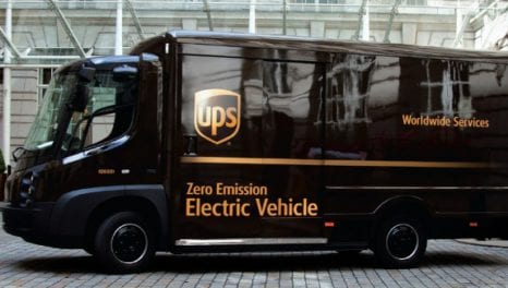 UK Power Networks to help UPS electrify deliveries