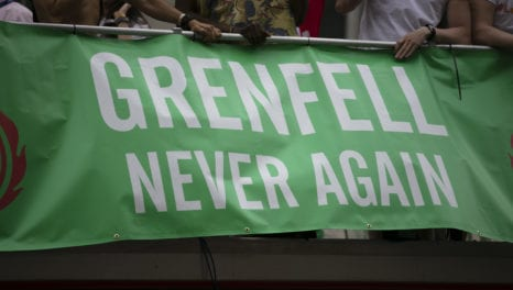 Grenfell report praises Cadent operation to seal gas mains
