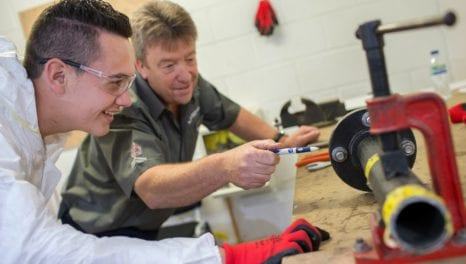 WWU invites applications for 2017 apprentice intake