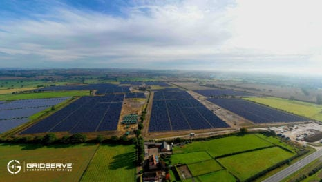 Council's 'pioneer' subsidy free solar farm goes live