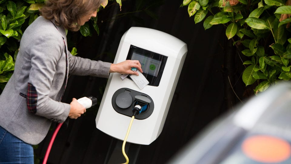 EV drivers set to benefit from new roaming agreement