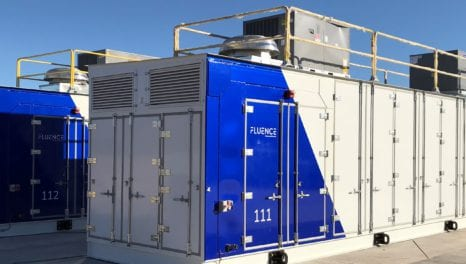 120MW battery storage portfolio transaction completed