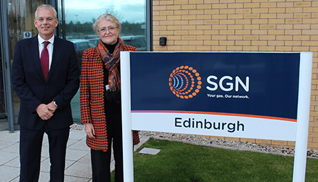 Sandys joins SGN's board