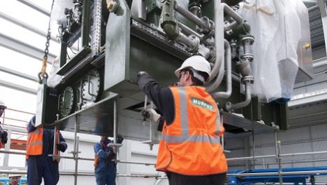 Murphy to support Siemens on Nemo contract