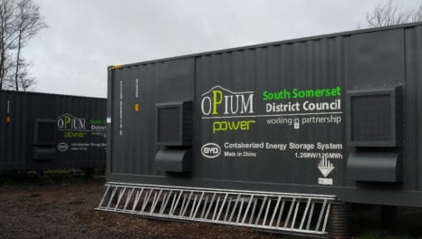 Council scales up battery storage site to reap income rewards