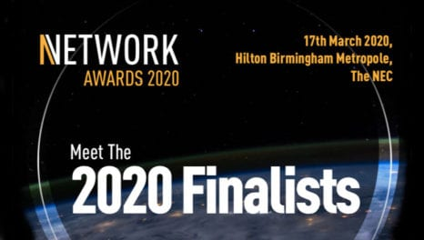 Network Awards 2020: Meet the finalists!