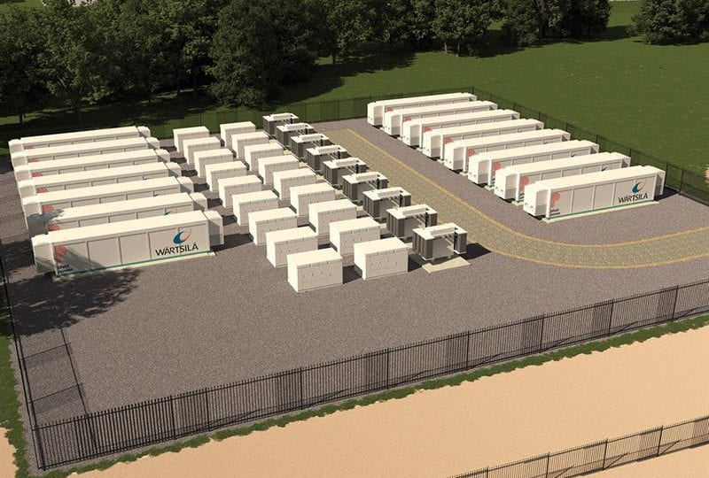 Pivot Power signs Wärtsilä for pilot 50 MW battery sites